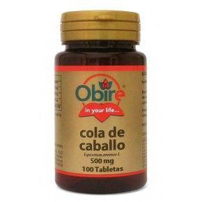 Cola de Caballo Obire, 100 tabletas. Cola de caballo comprimidos.