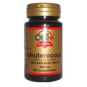 Eleuterococo Obire, 100 comprimidos