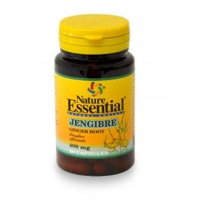 Jengibre Nature Essential, 50 cápsulas