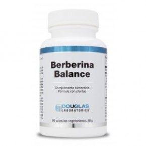 Berberina Balance Douglas, 60 cápsulas