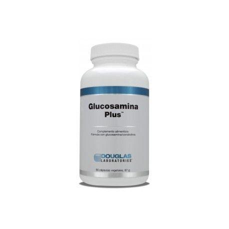 Glucosamina Plus (Glucosamina y Condroitina) Douglas, 90 cápsulas