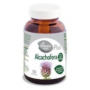 Alcachofera, El Granero Integral, 120 comprimidos. Comprimidos de alcachofa.