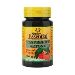 Raspberry Ketone de Nature Essential, 60 cápsulas. Cetonas de frambuesas.