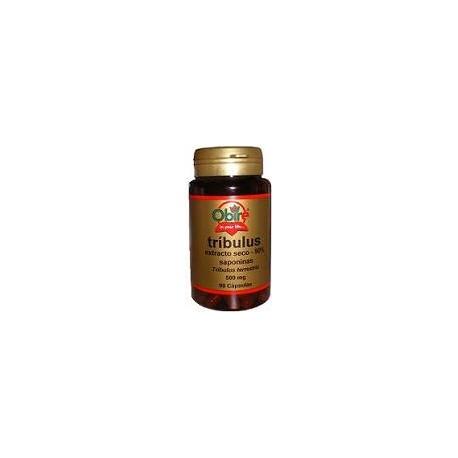 Tríbulus terrestris 500 mg de Obire (90% saponinas)