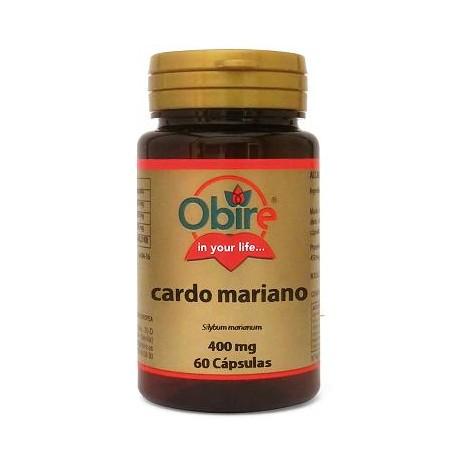 Cardo Mariano 400 mg Obire