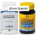 Pack 1-Colesterol (Arroz de levadura roja+Coenzima Q10)