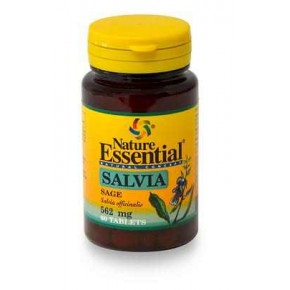 Salvia 300 mg Nature Essential. Salvia comprimidos.