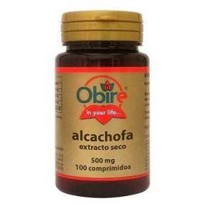 Alcachofa 500 mg Obire