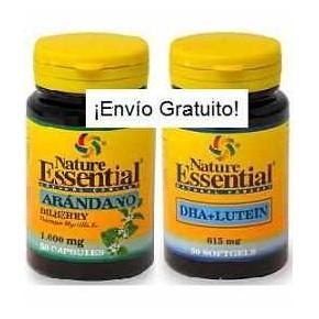 Pack 1-Vista (DHA-Luteína+Arándano)