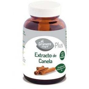 Extracto de canela El Granero Integral, 90 comprimidos