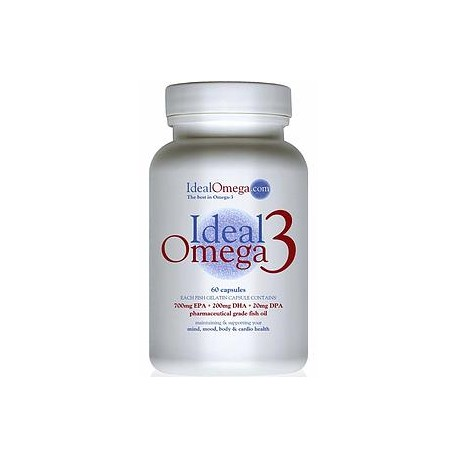 Ideal Omega 3, 60 cápsulas