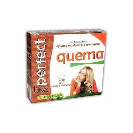 Perfect Line Quema (cacao, mango africano y citrus) de Pinisan
