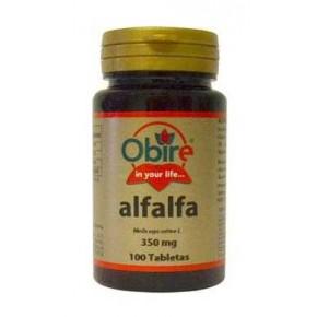 Alfalfa 350 mg Obire