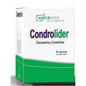 Condrolider (Glucosamina y condroitin sulfato) 60 cápsulas Naturlider