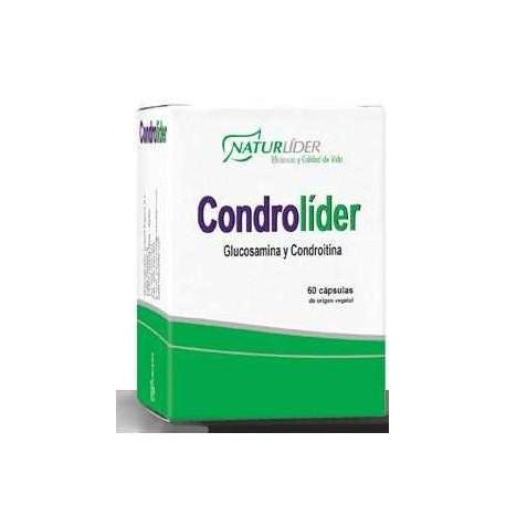 Condrolider (Glucosamina y Condroitina) 60 cápsulas Naturlider