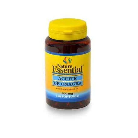 Aceite de Onagra 500 mg Nature Essential