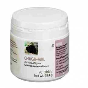 Chaga MRL (Inonotus obliquus) 90 comprimidos
