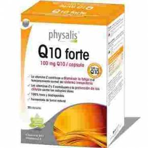 Coenzima Q10 100 mg Forte Physalis