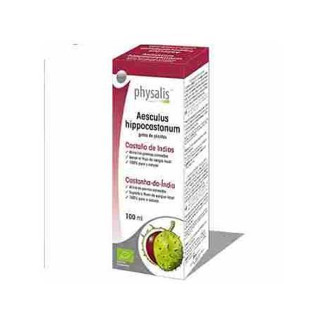 Castaño de Indias bio Physalis 100 ml