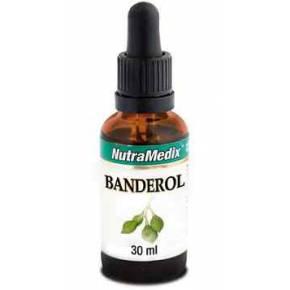 Banderol Nutramedix 30 ml. Otoba Parvifolia