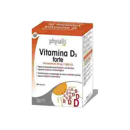 Vitamina D3 Forte Physalis
