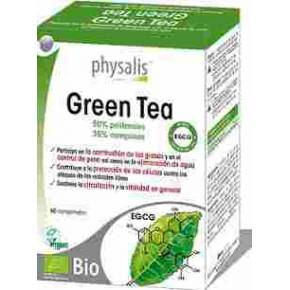 Green Tea Bio Physalis 60 comprimidos