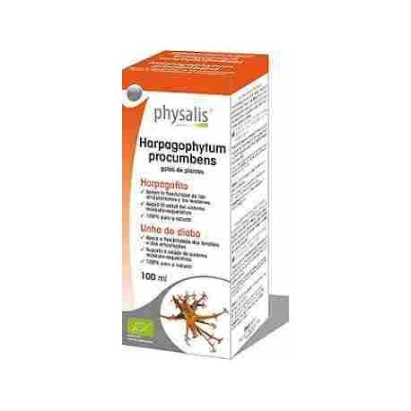 Harpagophytum Procumbens Bio Physalis