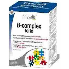 Vitamina B Complex Forte Physalis 60 comprimidos