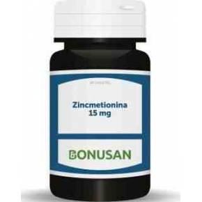 Zincmetionina 15 mg Bonusan 90 comprimidos