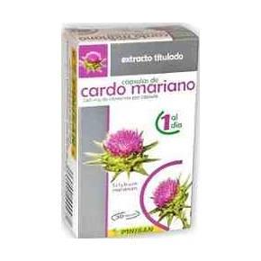 Cardo Mariano Pinisan 30 cápsulas