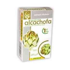 Alcachofa Pinisan 30 cápsulas