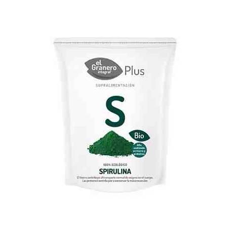 Spirulina Bio 200 gramos El Granero