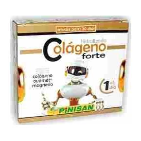Coágeno Forte Pinisan (Ovomet+Colágeno) 30 cápsulas