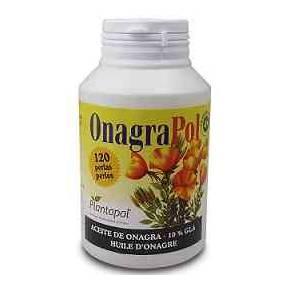 Onagrapol 120 perlas Aceite de Onagra Plantapol