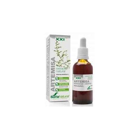 Artemisa Extracto Natural 50 ml Soria Natural