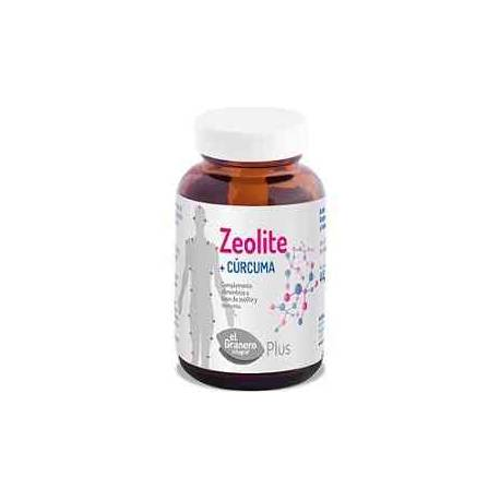 Zeolite + Cúrcuma El Granero 90 cápsulas