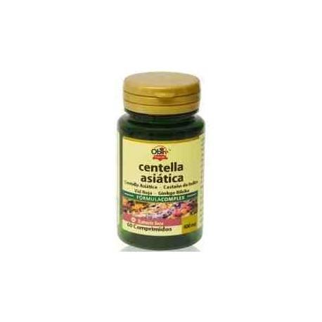 Centella Asiática Complex Obire 60 comprimidos