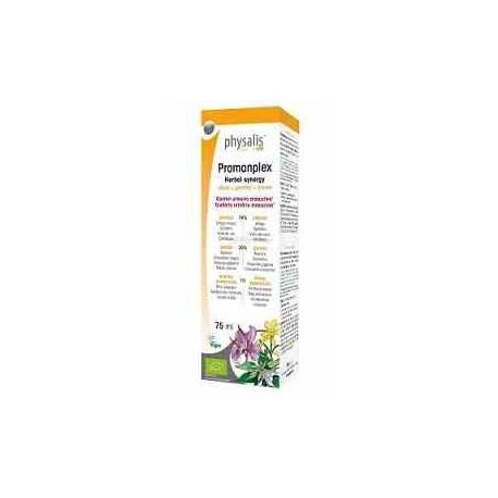 Promanplex Bio Physalis 75 ml - Epilobio - Ortiga - Vara de Oro