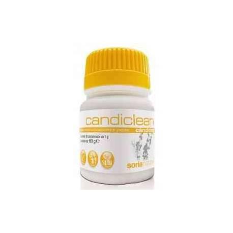 Candiclean Soria Natural 60 comprimidos