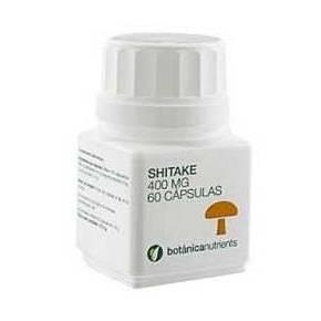Shitake Botanica Nutrients 60 cápsulas