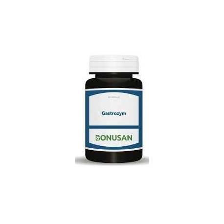 Gastrozym Bonusan 90 cápsulas - Enzimas vegetales