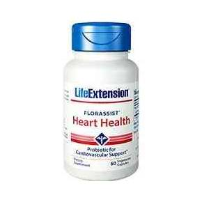 Florassist Heart Health Life Extension 60 cápsulas