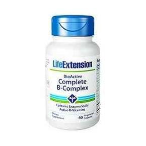 Complete B-Complex Life Extension - Vitaminas B Bio Activas