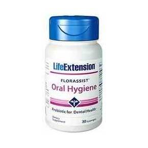 Oral Hygiene Life Extension - Probiotico 30 pastillas