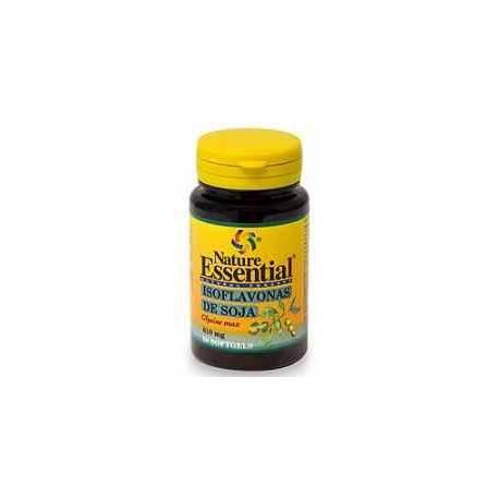 Isoflavonas de Soja Nature Essential 50 cápsulas