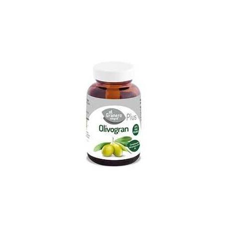 Olivogran El Granero 100 comprimidos - Extracto Hojas Olivo