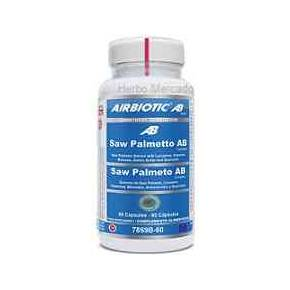 Saw Palmetto Airbiotic 60 cápsulas - Sabal