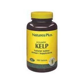 Kelp Natures Plus 300 comprimidos