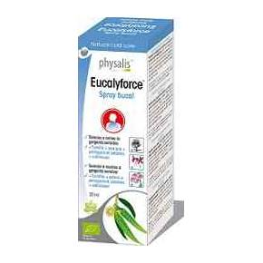 Eucalyforce Physalis - Spray Bucal 30 ml