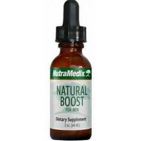 Natural Boost 60 ml Nutramedix - For Men